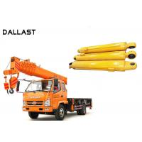 China Double Acting Hoist Lifting Double Earring Hydraulic Oil Cylinder for Crane on sale