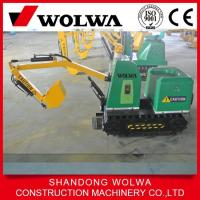 swing type coin operated excavator kids excavator 360 degree rotate Manufactures