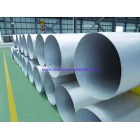China Stainless Steel Welded Pipes ASTM A928 UNS S31803, S32205, S32750, S31254, S32760 Length, 6M, 11M on sale