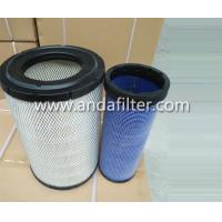 Good Quality Air Filter For Hitachi Excavator 4286128 4286130 On Sell Manufactures