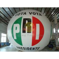 Reusable Fireproof Inflatable Political Advertising Balloon with Total Digital Printing Manufactures