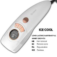 Buy cheap Bikini Trimmer Laser Hair Removal Home Device IPL Laser ICD Cool LCD Display from wholesalers