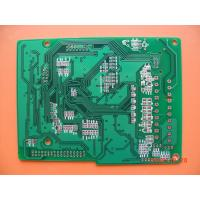 Industrial Controller General Purpose Rigid PCB Board Single Sided 0.35mm Manufactures
