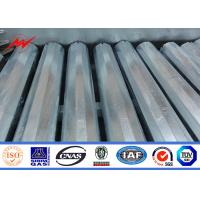 Wholesale distribution equipment galvanized electric power transmission tubular for sale