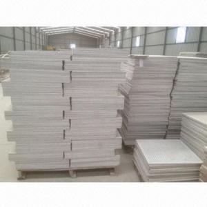 Concrete Decorative Fiber Cement Boards, Durable and Long Service Lifespan, 1,220x2,440x4-20mm Manufactures