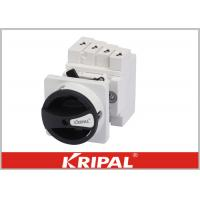 Top sale Isolator IP66 Solar PV DC Rotary Isolator Switch 1000v 32A Manufactures