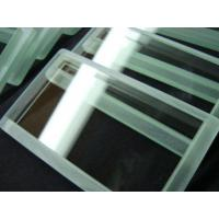 Quality Customized Heat Resistant Optical Quality Glass Tempered Borosilicate Glass for sale