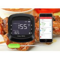 IOS Android Phone App Bluetooth Steak Thermometer Smart Food Thermometer With Oven Safe Probes Manufactures