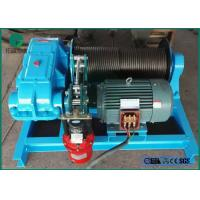 5-25MT Sing Drum or Double Drums Electric Boat Winch Manufacturer Supply Manufactures