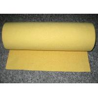 Nomex P84 Filter Cloth Nonwoven Needle Filter Fabric Air Filtration Manufactures