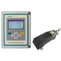 Precision Ultrasonic Flow Meter For Open Channel / Partially Filled Pipe Ultraflow 6537 Manufactures