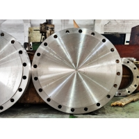 China DN100 Astm A182 F51 Stainless Steel Blind Flange on sale