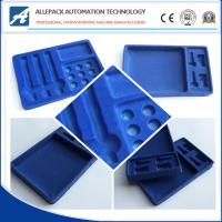 China PS Electronic Component Trays / ESD Plastic Blister Packing Tray on sale