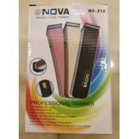 NS-216  Rechargeable Hair Trimmer Family Working Professional Hair Clipper NOVA Hair Trimmer Manufactures