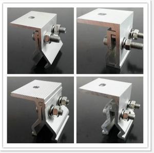 Custom Aluminium Solar Panel Frame Solar Stent Accessories Small Order Received Manufactures