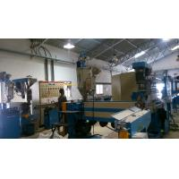 China Automotive Cable Manufacturing Machine , Car Wire Making Machine 380 Voltage on sale
