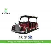 Comfortable 8 Seater Classic Luxury Vehicle Old Vintage Electric Car Battery Powered Manufactures