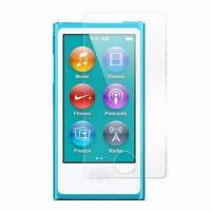 China Anti-fingerprint/Anti-glare Screen Protector for iPod Nano 6, Made of PET Material on sale