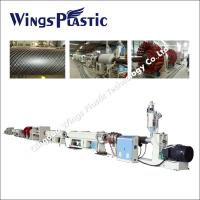 SRTP Pipe Making Machine, SRTP Pipe Extrusion Line, Steel Reinforced PE Pipe Production Line Manufactures
