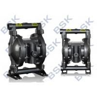 China Food Industry Air Driven Double Diaphragm Pump Convenient Installation on sale