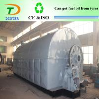 Convert waste to energy scarp plastic recycle to oil machine Manufactures