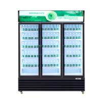 China 0 - 10℃  -18 ~ -22℃ Commercial Beverage Cooler With Thermostat Control System on sale