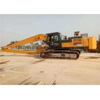Heavy Duty 70 Feet Caterpillar Boom , CAT 385 Cat Excavator Parts ISO9001 Approved