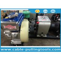 3T Diesel Cable Winch Puller Manufactures