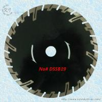 China Deep Drop Diamond Segmented Saw Blade for Granite and Marble - DSSB19 on sale