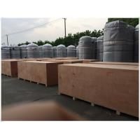 China 1000L Industrial High Pressure Air Storage Tanks For Stationary Screw Air Compressor on sale