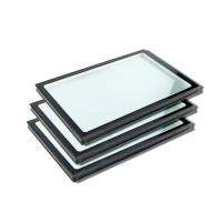 Eco Friendly Clear Low E Glass Solar Control Coating With Molecule Absorbent Manufactures