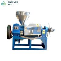 Mustard Coconut Oil Making Machine Professional Small Scale Automatic Manufactures