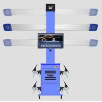 China T268 Portable Digital Wheel Alignment Machine Tool With 3D Animation Demonstration on sale