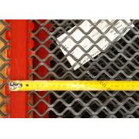 China Crimped Steel Self Cleaning Screen Mesh With Polyurethane Cross Bands By Custom on sale