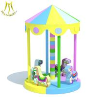 China Hansel  electric children's playground toys indoor play centre equipment for sale on sale