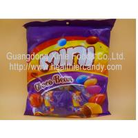 Healthier Coloured Chocolate Beans / Choco Mini Jelly Beans For Children Manufactures