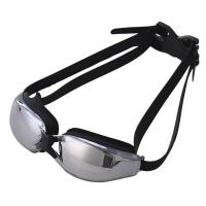 Black Optical Swimming Goggles , Junior Prescription Swimming GogglesHigh Strength Fastening Manufactures