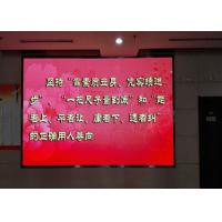 P2.5 Indoor Full Color Led Panels / Full Color Led Signs Outdoor For Business Manufactures