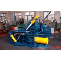 Hydraulic metal scrap baling machine metal press briquetter Manufactures