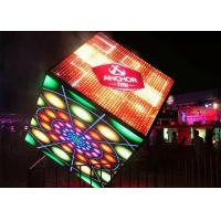 Quality Outdoor Waterproof LED Cube Creative LED Screen Cubic LED Video Wall for sale