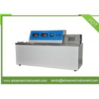 China ASTM D323 Gasoline And Crude Oil Vapour Pressure Test Equipment on sale