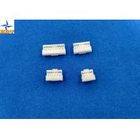 1mm Pitch Circuit Board Wire Connectors Type Wire Housing CI14 replacement With Mating Lock Manufactures