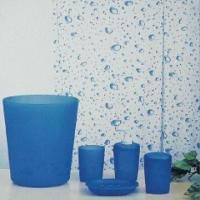 Shower curtain, made of PVC Manufactures