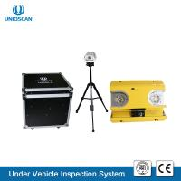 High Resolution CCD Camera Mobile Car Inspection Detector Under Vehicle Surveillance System Manufactures