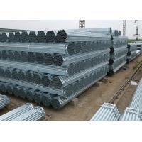 Galvanized Tube Iron Pipe With Bundles 2 Inch Hot Dip Galvanized Steel Pipe Manufactures