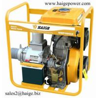 "4"", 10hp  diesel water pump Manufactures"