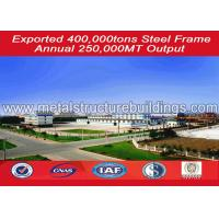 China Water Proof Pre - Engineered Steel Building Workshop Warehouse Modular Automatical on sale