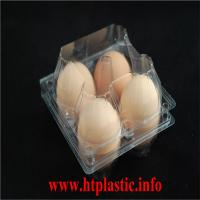 transparent PVC egg tray/carton packaging Manufactures