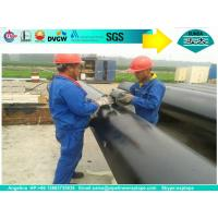 Pe Pipe Insulation Tape black , inner wrap anti corrosion tape for pipeline Manufactures
