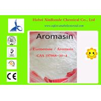 107868-30-4 Breast Cancer Steroids Cycles For Cutting Exemestane / Aromasin Manufactures